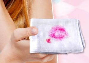 How to remove lipstick stain