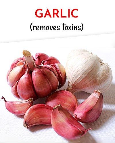 Garlic to Get Rid of Varicose Veins