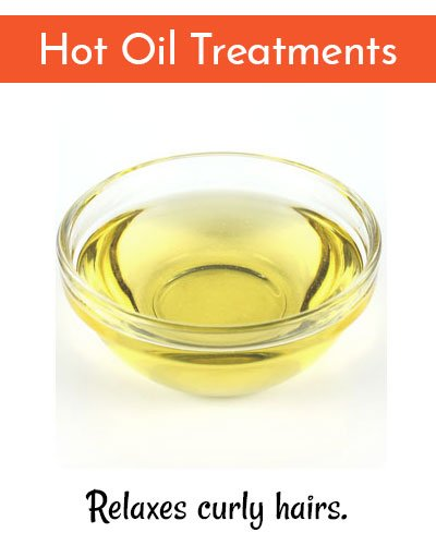 Hot Hair Oil Treatments For Hair Straightening