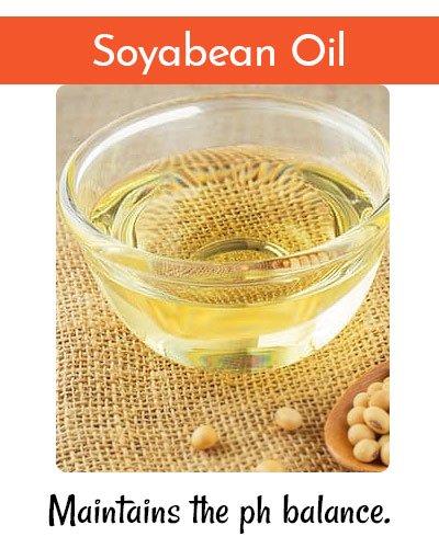 Soyabean Oil ForHair Straightening