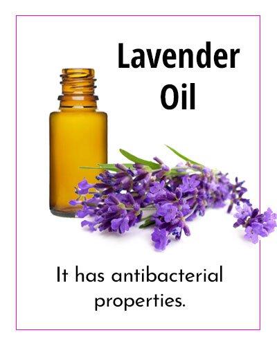 Lavender Oil Natural Moisturizer