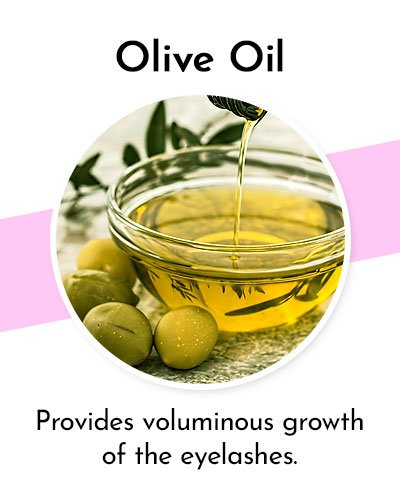Olive Oil to Grow Longer Eyelashes