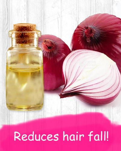 Onion Juice and Coconut Oil For Hair Growth