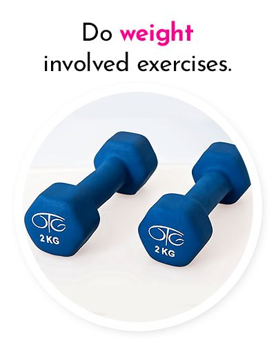 Use of Weights