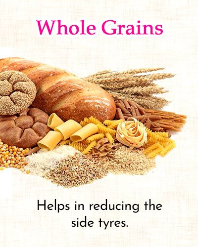 Whole Grains to Get Rid of Side Fat