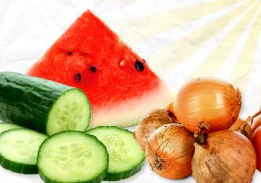 Wonder foods for summer