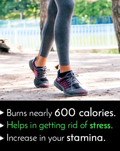 Jogging Running to Burn Calories