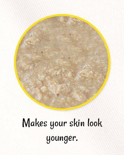 Lemon and Oatmeal Mask