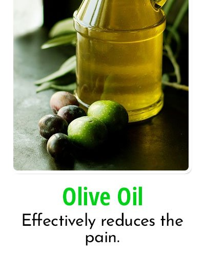 Olive Oil for Toothache