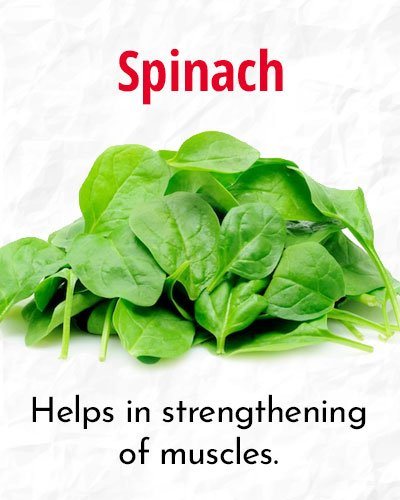 Spinach To Speed Up Your Metabolism
