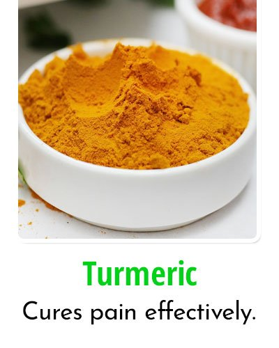 Turmeric for Toothache