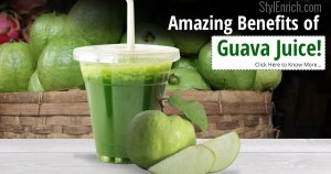 Guava Juice Benefits