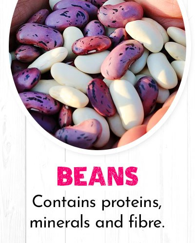Beans For Healthy Heart