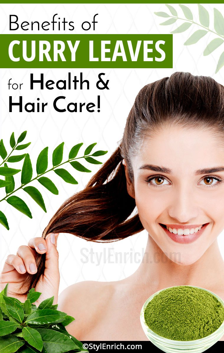 Curry Leaves Benefits For Health and Hair Care