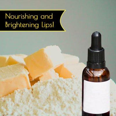 Cocoa Butter and Peppermint Oil Lip Plumper Recipe