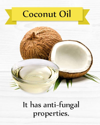 Coconut Oilfor Yeast Infection