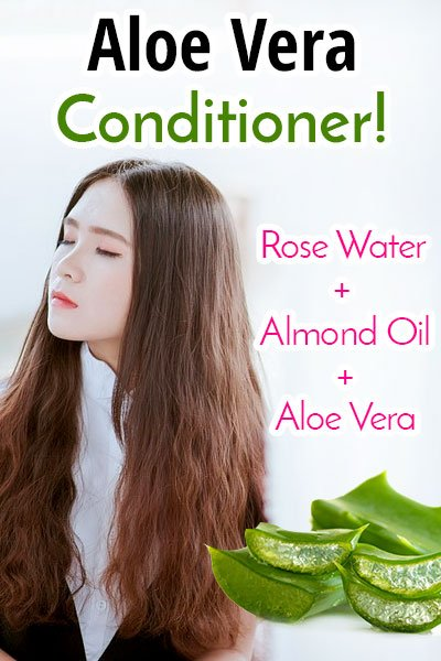 Aloe Vera Leave in Conditioner