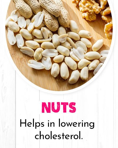 Nuts For Healthy Heart
