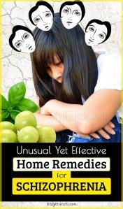 Home Remedies For Schizophrenia