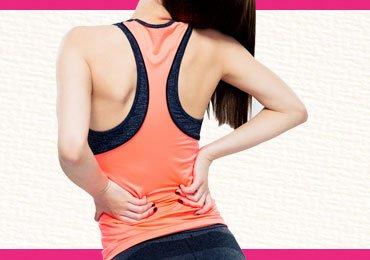 Upper Back Stretches