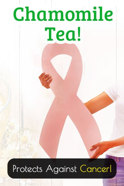 Chamomile Tea for Breast Cancer