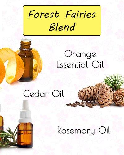 Forest Fairies BlendDIY Perfume Recipe