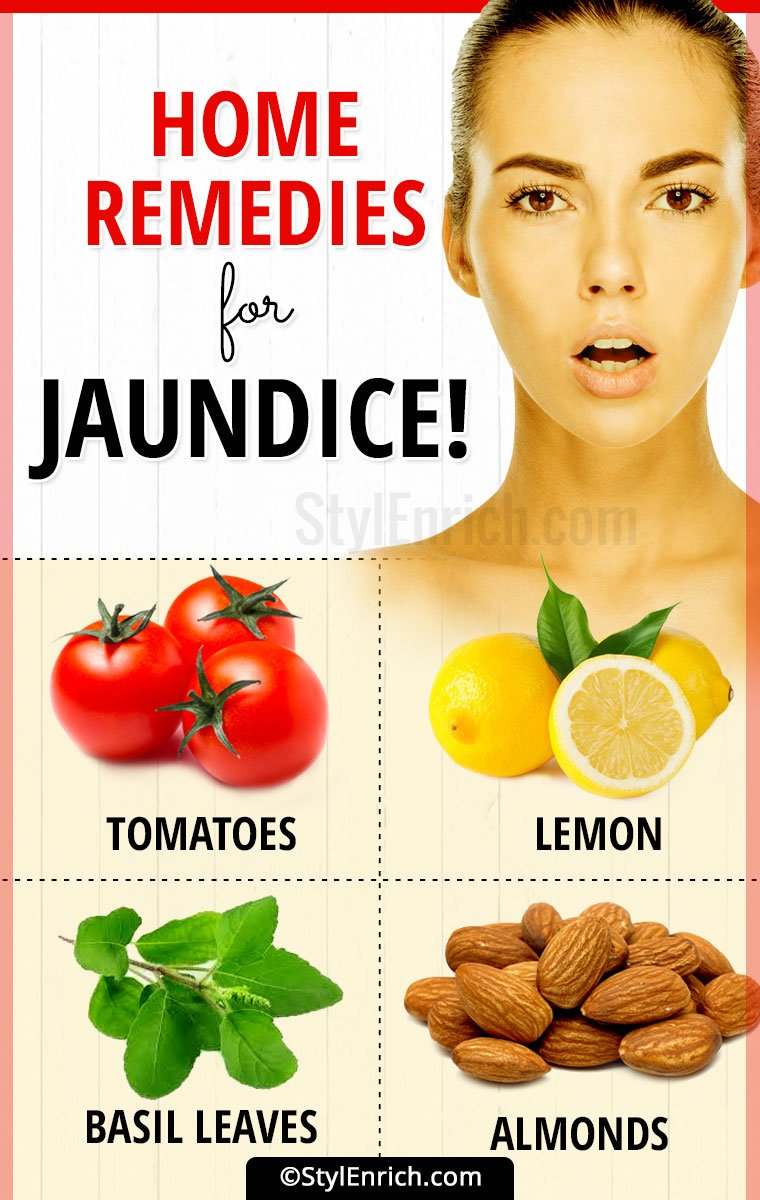 Home Remedies For Jaundice That You Must Know!