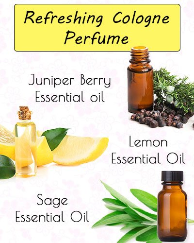 Refreshing CologneDIY Perfume Recipe