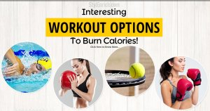 Workout Options To Burn Calories