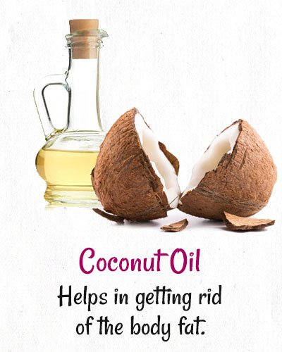 Coconut Oil To Lose Weight