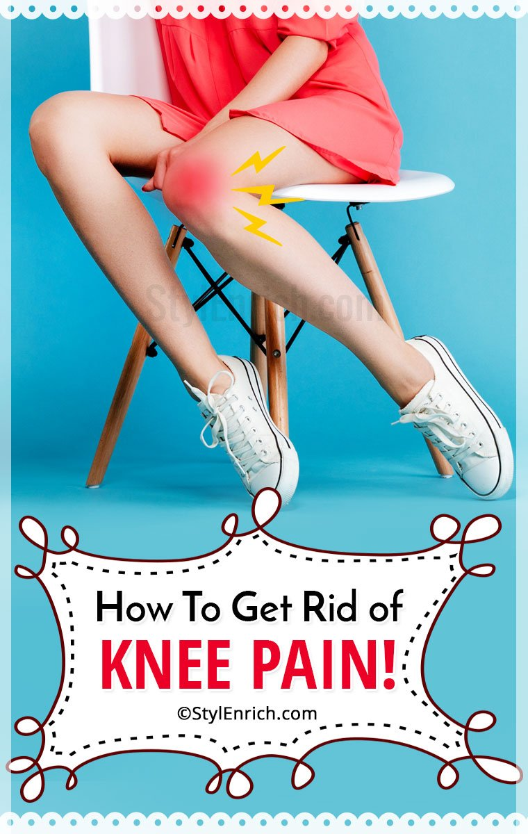 Home Remedies For Knee Pain