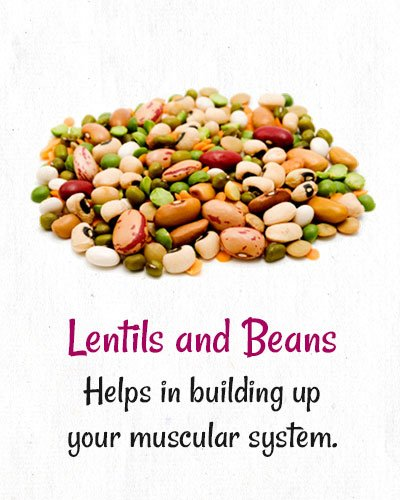 Lentils and Beans To Lose Weight