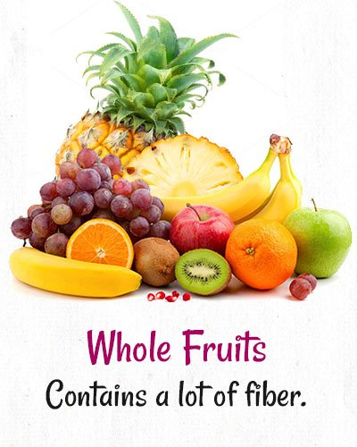Whole Fruits To Lose Weight