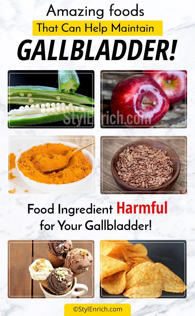 Good Foods For Gallbladder