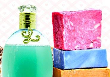 Body Wash Vs. Bar Soap