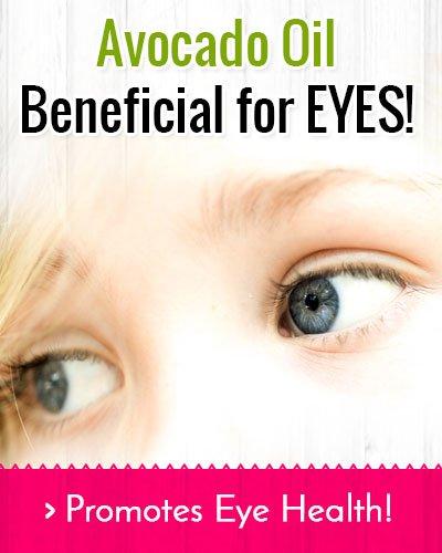 Avocado Oil For Eye Health