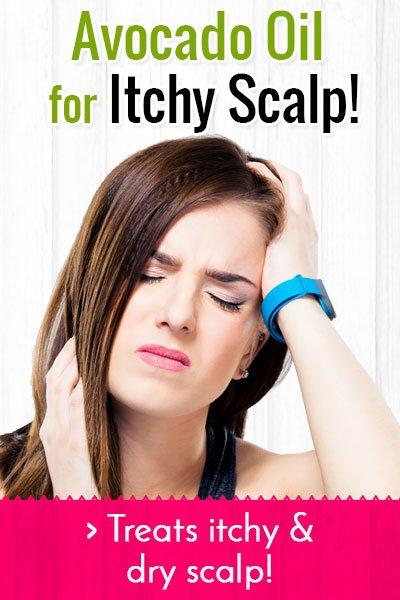 Avocado Oil Revitalizes Your Scalp