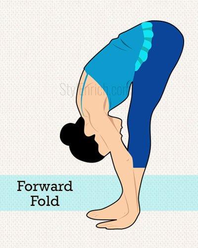 Forward Fold I