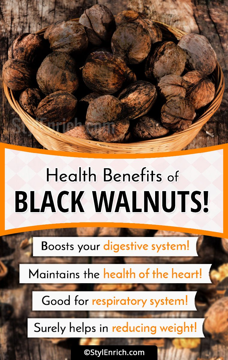how to eat black walnuts