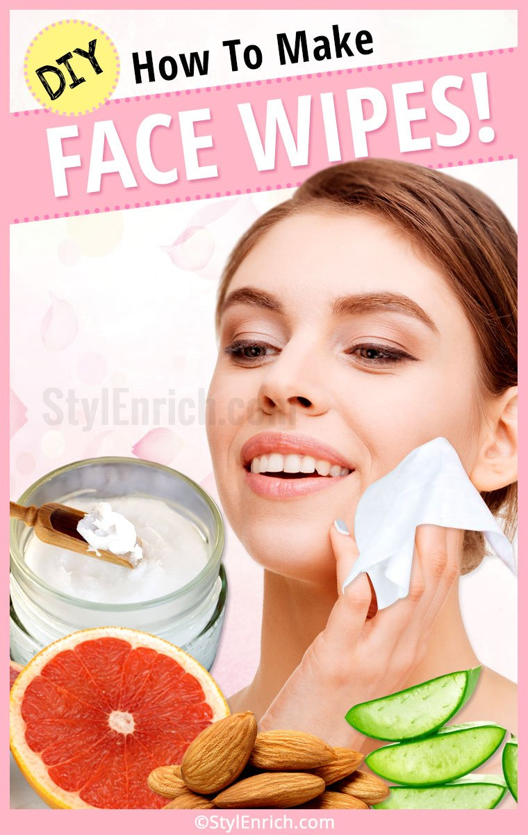 How To Make DIY Face Wipes