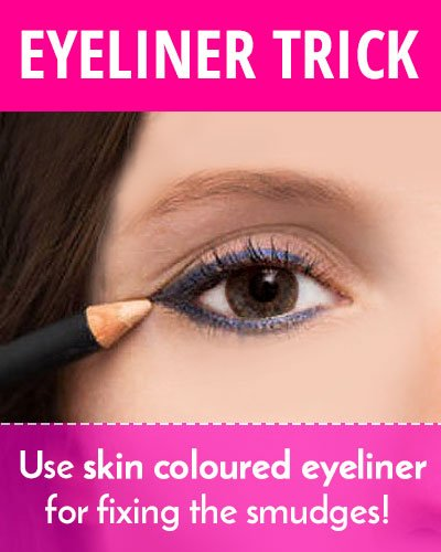 Skin-Coloured Eyeliner