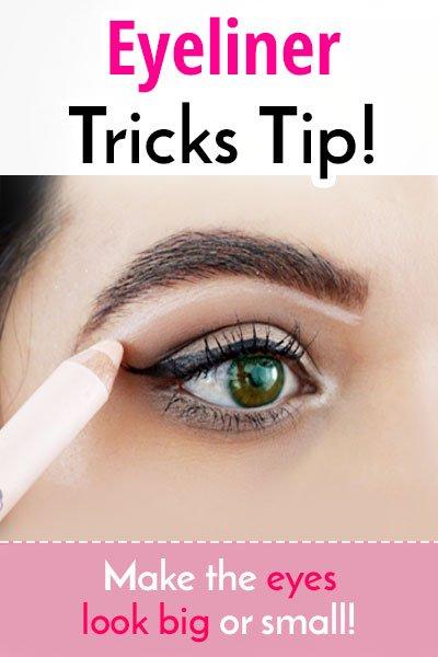 White Eyeliner Tricks