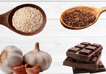 Foods That Lower Cholesterol