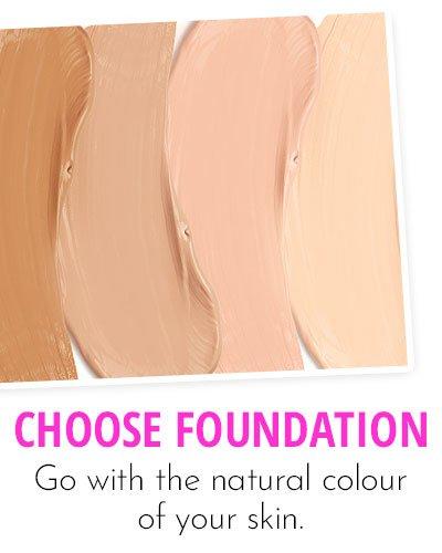 Choice of Foundation