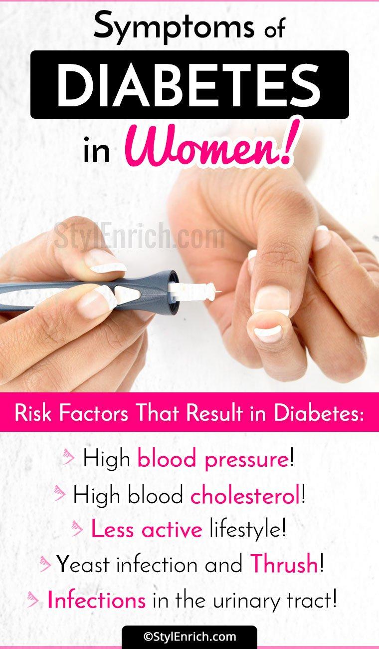 Diabetes In Women