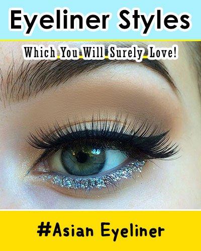 Asian Style Eyeliner