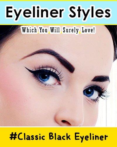 Classic Black Eyeliner