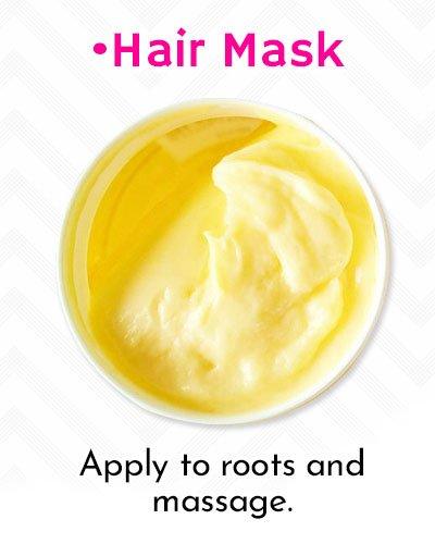Homemade Hair Mask