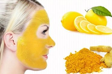 Turmeric Face Mask Recipes