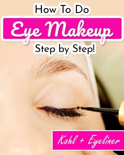 Kohl With Eyeliner